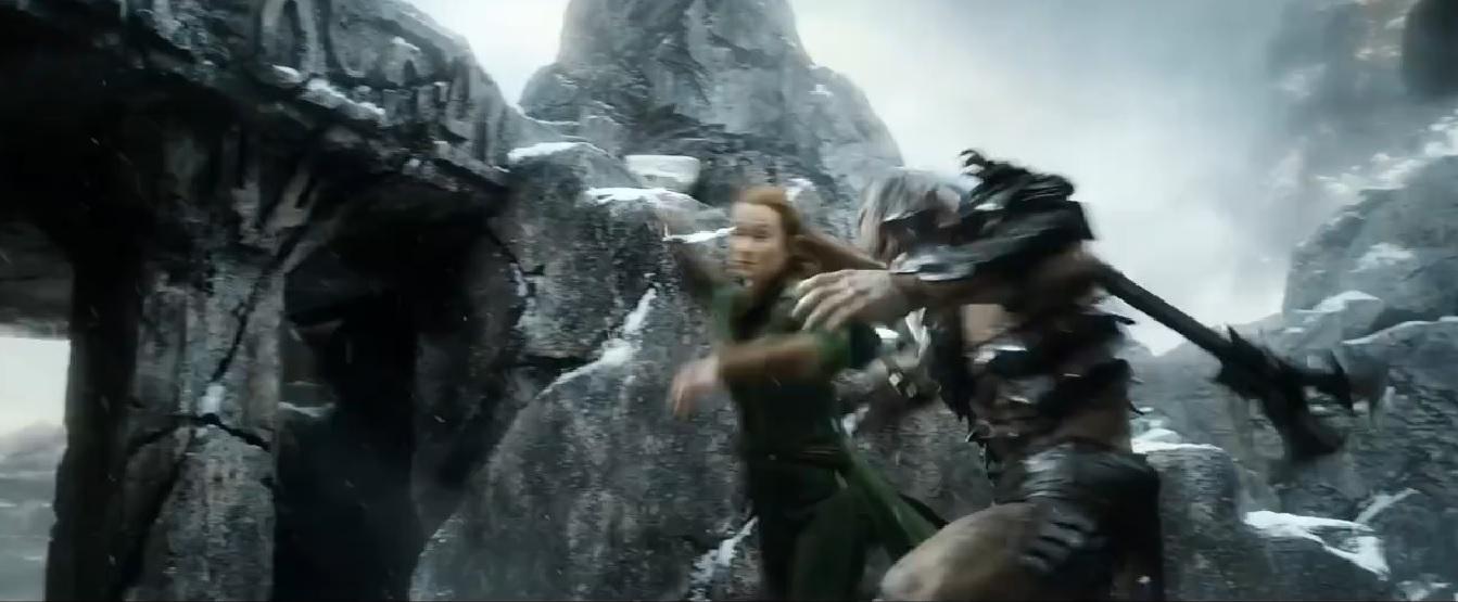 hobbit battle of five armies trailer review � writing bliss