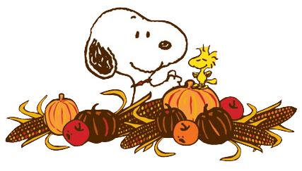 Peanuts Be Thankful